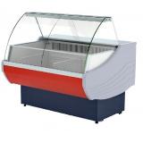 Витрина морозильная SIGMA basic 1300 L