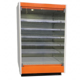 Горка холодильная ALPHA -1875/80 F - OUT (710) М фруктовая