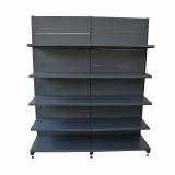 Стеллаж пристенный Shelf с одной стойкой 1м. H- 2,15 RAL 7024