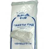 Пакет фасовочный ПНД 10+8х27 (1000 шт.)