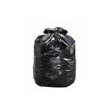 Пакет мусорный 120л ПСД черный прочный (50 шт.)