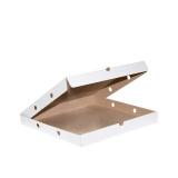 Коробка для пиццы 250х250х40мм микрогофрокартон (50 шт.)