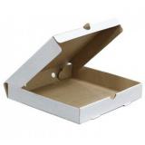 Коробка для пиццы 310х310х33 мм микрогофрокартон (50 шт.)