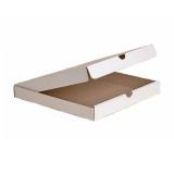 Коробка для пиццы 360х360х40мм микрогофрокартон (50 шт.)
