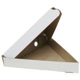Коробка для пиццы 240(3)х40мм треугольная (100 шт.)