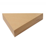 Коробка для пиццы ECO PIE 220х200мм h=40мм треугольная (600 шт.)