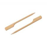 Пика бамбуковая для канапе Гольф 9 см 100 шт/упак