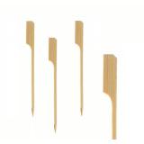 Пика бамбуковая для канапе Гольф 12 см 100 шт/упак