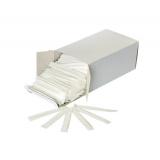Зубочистки в индивидуальной белой полиэтиленовой упаковке БАМБУК 1000шт/упак