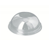 Крышка 270/350/420/500мл, d-95мм, купольная с отверстием высокая для стакана/креманки СП (50 шт.)