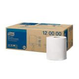 Полотенце бумажное 1сл 270м TORK Reflex миди центральная вытяжка белое (120000) (6 рул.)