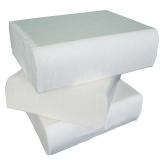 Полотенце бумажное Vслож 2сл 200л/упак ToMoS белое