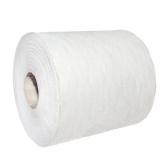 Полотенце бумажное 1сл 300 ToMoS центральная вытяжка белое на втулке (6 шт.)