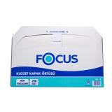 Бумажные покрытия для унитаза 250шт/упак Focus (8033648)