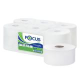 Туалетная бумага 1сл 450м Focus (12 шт.)