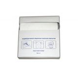 Бумажные покрытия для унитаза 100шт/упак