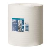 Полотенце бумажное 1сл 165м Tork Advanced М2 центральная вытяжка белое на втулке (130034) (6 шт.)