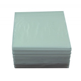 Салфетки бумажные 1сл 24х24 100л/упак белые
