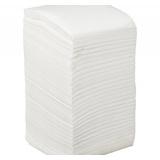 Салфетки бумажные 1сл 24х24 400л/упак TaMbien smart белые