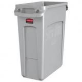 Бак д/мусора пластик Paderno 87л 49931-87