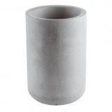Емкость д/охлажд.бутылок бетон; D=10,H=19см
