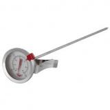 Термометр д/фритюра(+38+205C); сталь