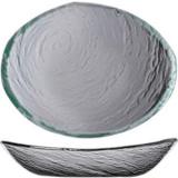 Салатник овал. «Скейп гласс» Steelite арт. 6512 G376