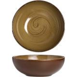 Салатник коричнево-оливковый Steelite арт. A315P160A