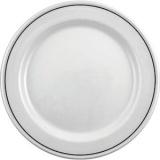 Тарелка мелкая «Блэк Лайн» Steelite арт. 1135 0210