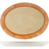 Блюдо овальное «Паприка» Steelite арт. 1540 A139
