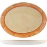 Блюдо овальное «Паприка» Steelite арт. 1540 A141