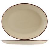 Блюдо овальное «Кларет» Steelite арт. 1503 A139
