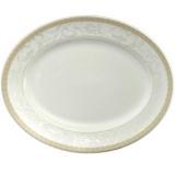 Блюдо овальное «Антуанетт» Steelite арт. 9019 C393