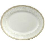 Блюдо овальное «Антуанетт» Steelite арт. 9019 C392