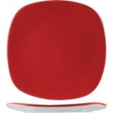 Тарелка квадратная «Фиренза ред» Steelite арт. 9023 C083