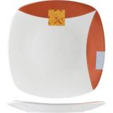 Тарелка квадратная «Зен» Steelite арт. 9401 C082