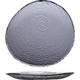 Блюдо круглое «Скейп гласс» дымчатый Steelite арт. 6513 G379