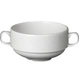 Бульонная чашка с 2-мя ручками «Спайро» Steelite арт. 9032 C735