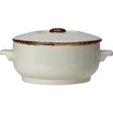 Бульонная чашка с крышкой «Браун дэппл» Steelite арт. 1714 0828