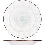 Тарелка мелкая «Пастораль» Kunstwerk P5226027-SH115