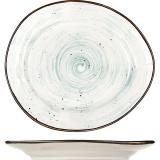 Тарелка мелкая «Пастораль» Kunstwerk P5226118-SH115