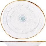 Тарелка мелкая «Пастораль» Kunstwerk P5226123-SH115