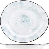Тарелка мелкая «Пастораль» Kunstwerk P5226131-SH115
