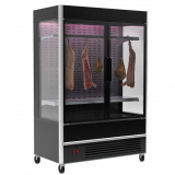 Шкаф холодильный Carboma FC20-07 VV 0,7-3 X7 (распашные двери структурный стеклопакет) ДЛЯ МЯСА