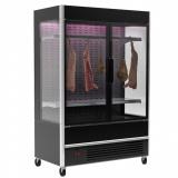 Шкаф холодильный Carboma FC20-07 VV 1,3-3 X7 (распашные двери структурный стеклопакет) ДЛЯ МЯСА