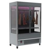 Шкаф холодильный Carboma FC20-07 VV 1,3-3 X7 0430 (распашные двери структурный стеклопакет) ДЛЯ МЯСА
