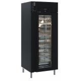 Шкаф холодильный Carboma M700GN-1-G-MHC 9005 (для сыра и мяса)