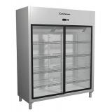 Шкаф холодильный Carboma R1400К Сarboma INOX