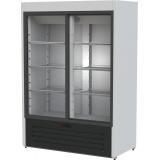Шкаф холодильный Carboma ШХ-0,8К Полюс INOX