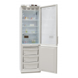 Холодильник комбинированный лабораторный Pozis ХЛ-340 (метал.двери)